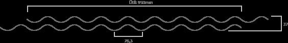 Telhas Isotérmicas e Termoacusticas T17xT17c Industrial
